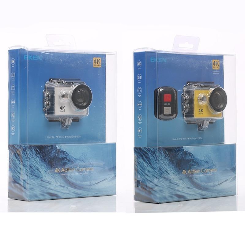 Original Eken H9/H9R action camera wifi 4K Ultra HD 1080p