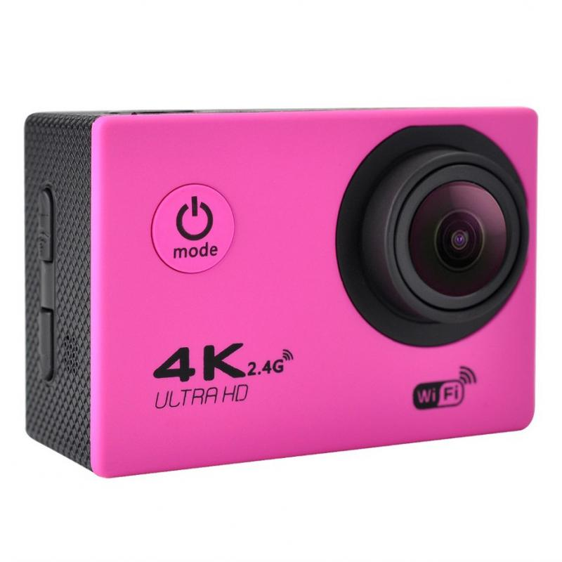 F60 F60R 4K WIFI Remote Action Camera 1080p HD Gopro SJCAM Style 2.0 LCD 170Degree Helmet Cam Waterproof Dash Cam