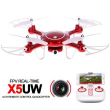 2017 SYMA X5UW Drone Quadcopter with WiFi HD 720P Real Time Transmission FPV Quadcopter 2.4G 4CH RC Drone Quadrocopter H