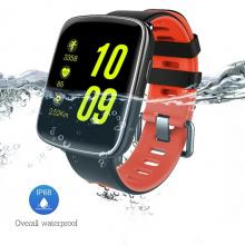 GV68 IP68 waterproof fitness tracker bluetooth 4.0 android smart watch fitness tracker with heart rate monitor